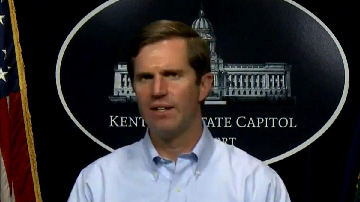 Gov. Beshear updates COVID-19 in Kentucky