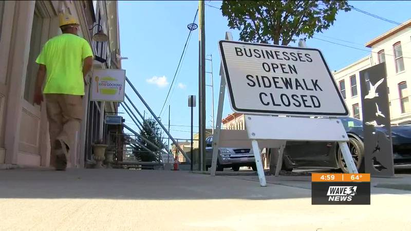 Some business owners near Harvest Homecoming are feeling frustrated. They say they keep losing...