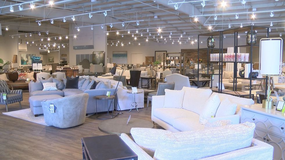 Bliss Home is located in Westport Village. (Source: Jeff Knight/WAVE 3 News)