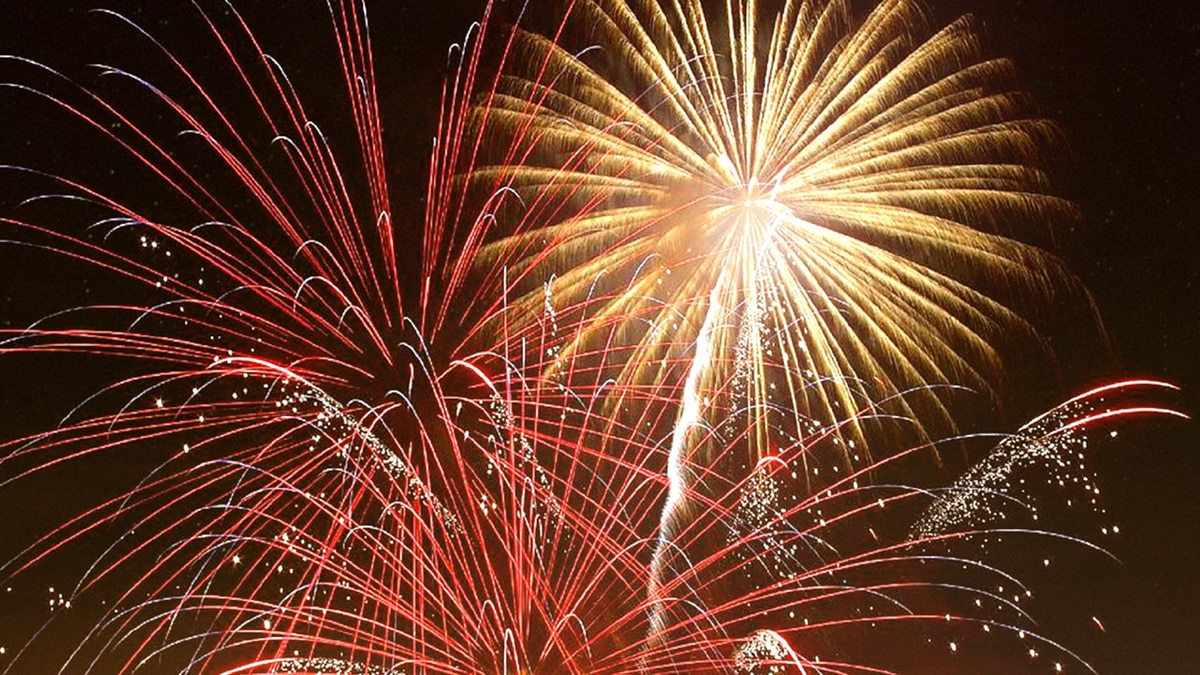 Safety experts are hoping the only thing blasting in the sky this 4th of July weekend are...