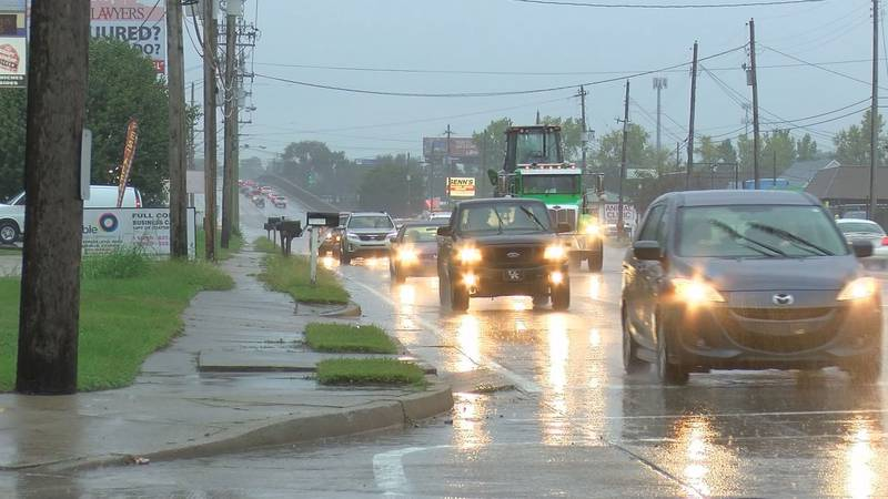 The year 2018 may very well become Louisville's wettest on record.