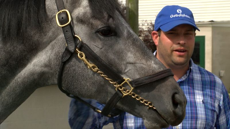 On Tuesday, trainer Brad Cox and Essential Quality returned home to Louisville after the duo...