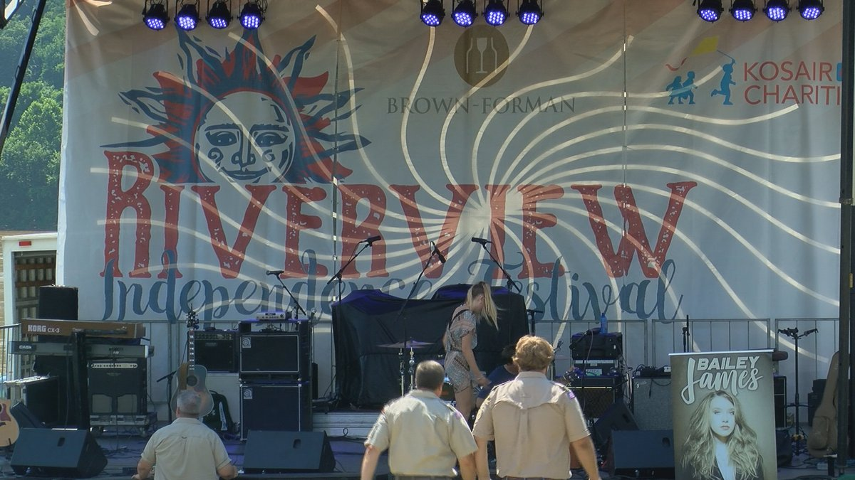 This years festival will take place Saturday with three musical performances. (Source: WAVE 3...