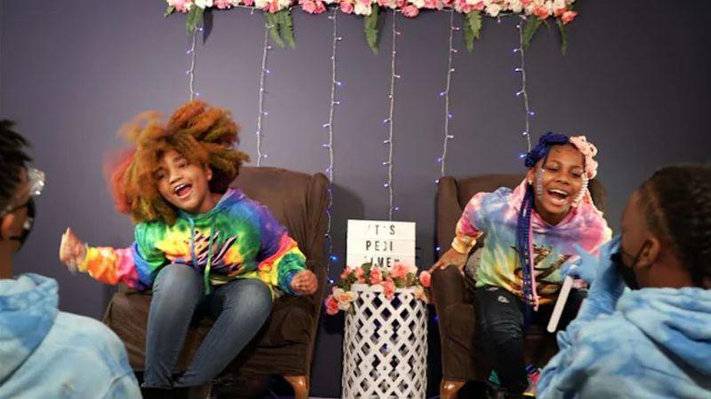 Louisville students hip-hop performance inspire natural hair legislation
