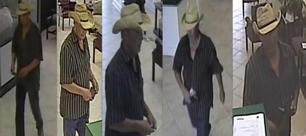 Edward Reynolds,57, was wanted in relation to a bank robbery which occurred on July 25, 2018 at...
