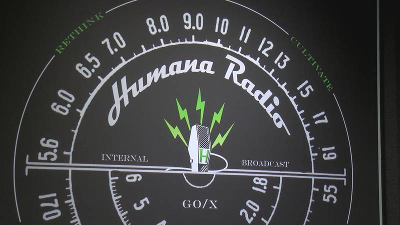 Humana Radio streams to over 50,000 Humana employees.