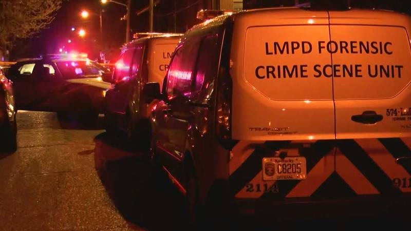 LMPD encourages anyone with information on a crime to call the anonymous tip line at (502)...