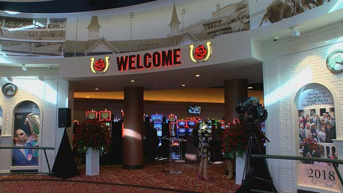 Derby City Gaming opened for business on Sept. 14, 2018. (Photo source: WAVE 3 News)