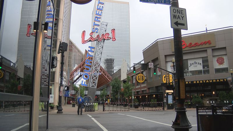 Downtown Revitalization Team unveils action plan as Louisville continues to reopen