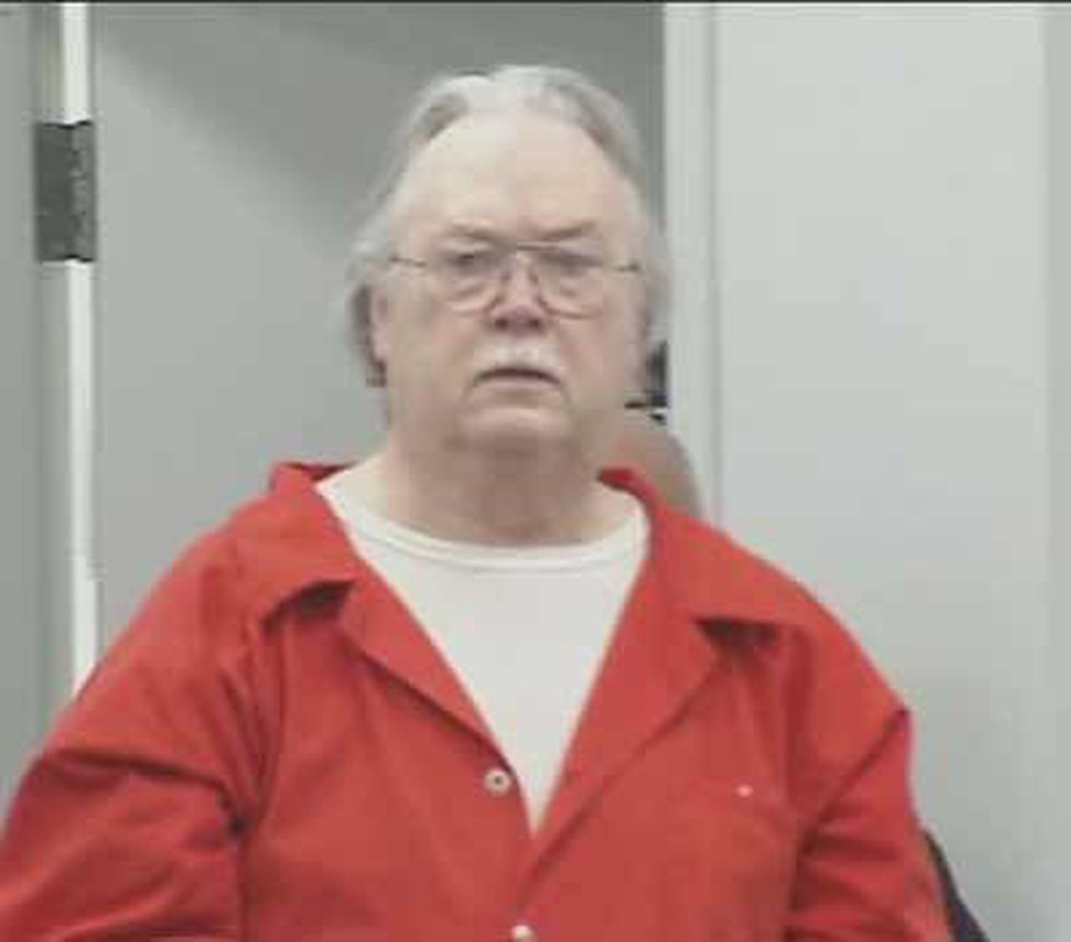 Stephen Doninger during a past court appearance. (Source: WAVE 3 Archives)