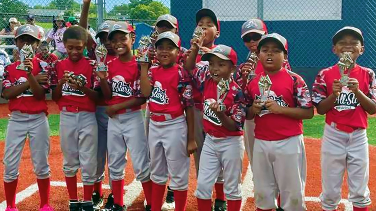 The West Louisville 7 and 8-year-old All-Stars are raising money to send all of the players to...