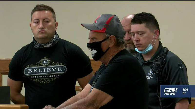 It was an emotional day for one Bullitt County man as he recalled the day local EMTs saved his...