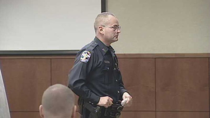 LMPD Officer Darrell Hyche (Source: WAVE 3 News Archive from 2008)