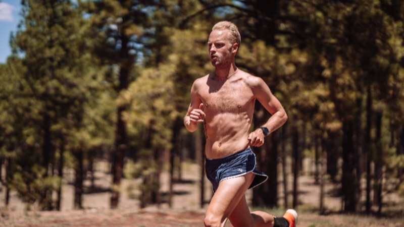 When he competes June 18, 2021 in the Men's 10K race, Louisville native Jacob Thomson find out...