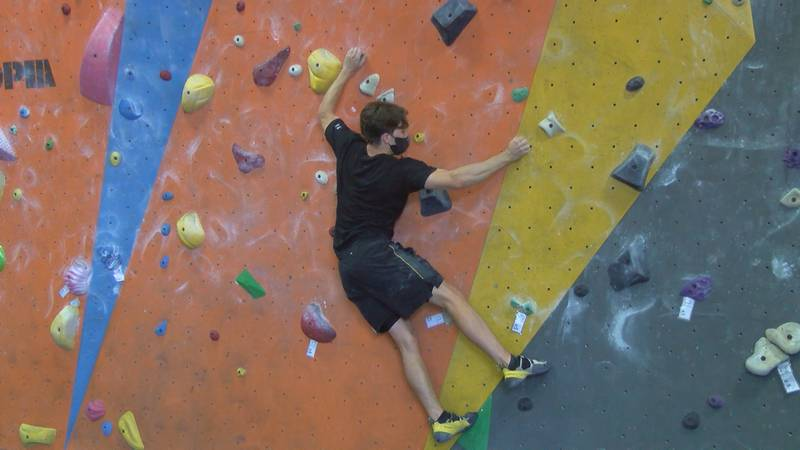 Climbing will be featured in Tokyo.