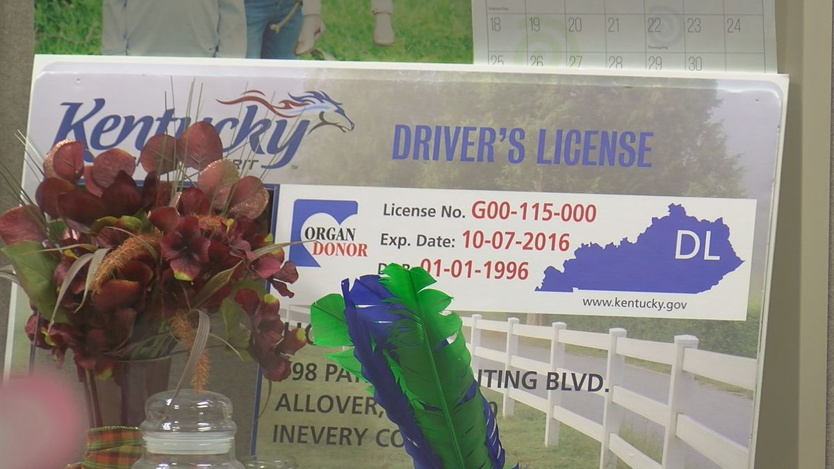 Real ID changes could cut organ donor registrations in half