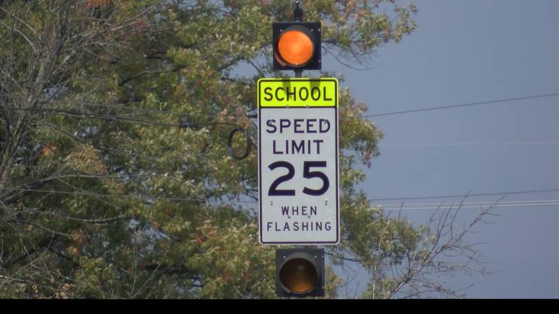 LMPD provides crossing guards for more than 100 schools in Louisville.