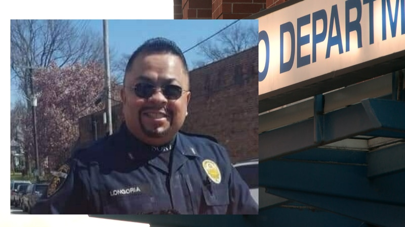 Richard Longoria, an unvaccinated LMDC corrections officer, is fighting for his life.