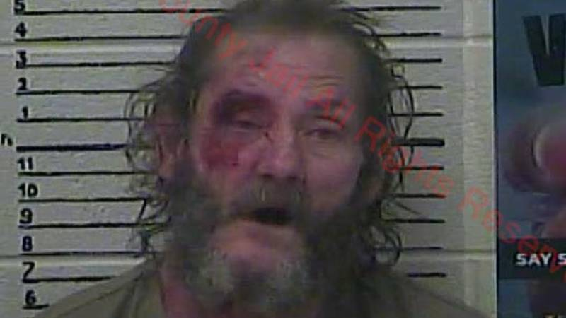 Michael Hubbard, 58, faces several charges, including assault of a police officer and resisting...