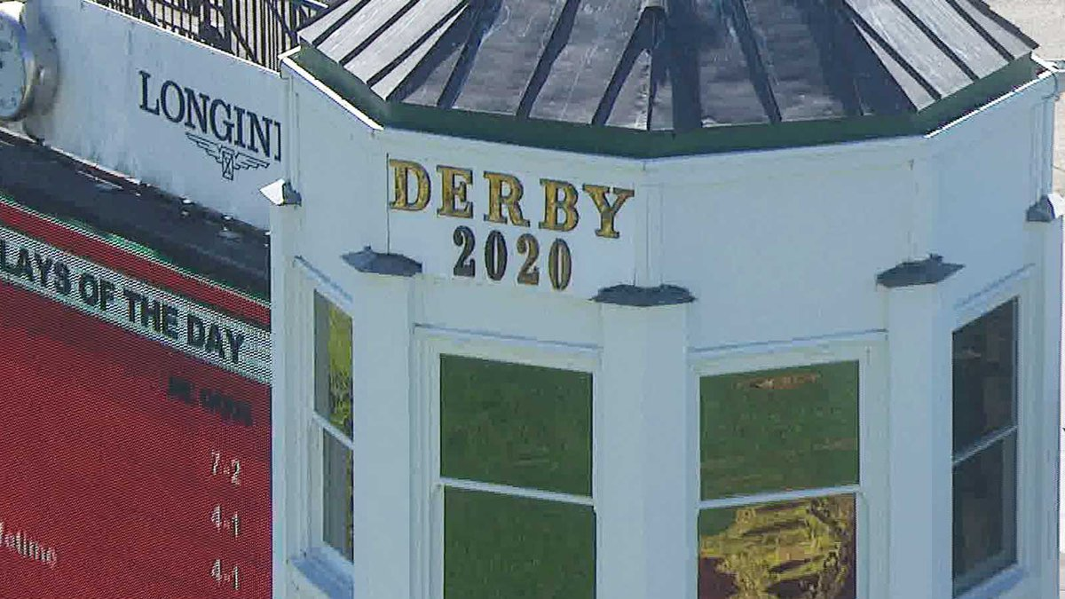Following a four month delay, the 146th Kentucky Derby was run at Churchill Downs in...