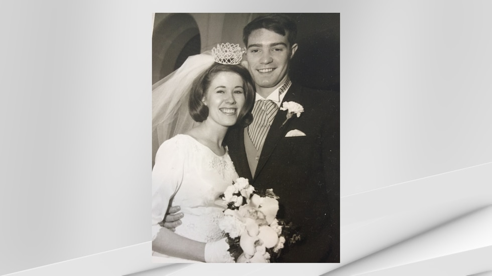 Linda and Tom Dues have been together for more than 55 years after meeting as high school...