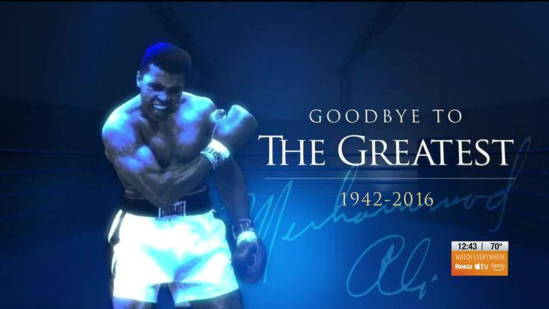 John Ramsey reflects on Remembering Muhammad Ali on Listens Live!