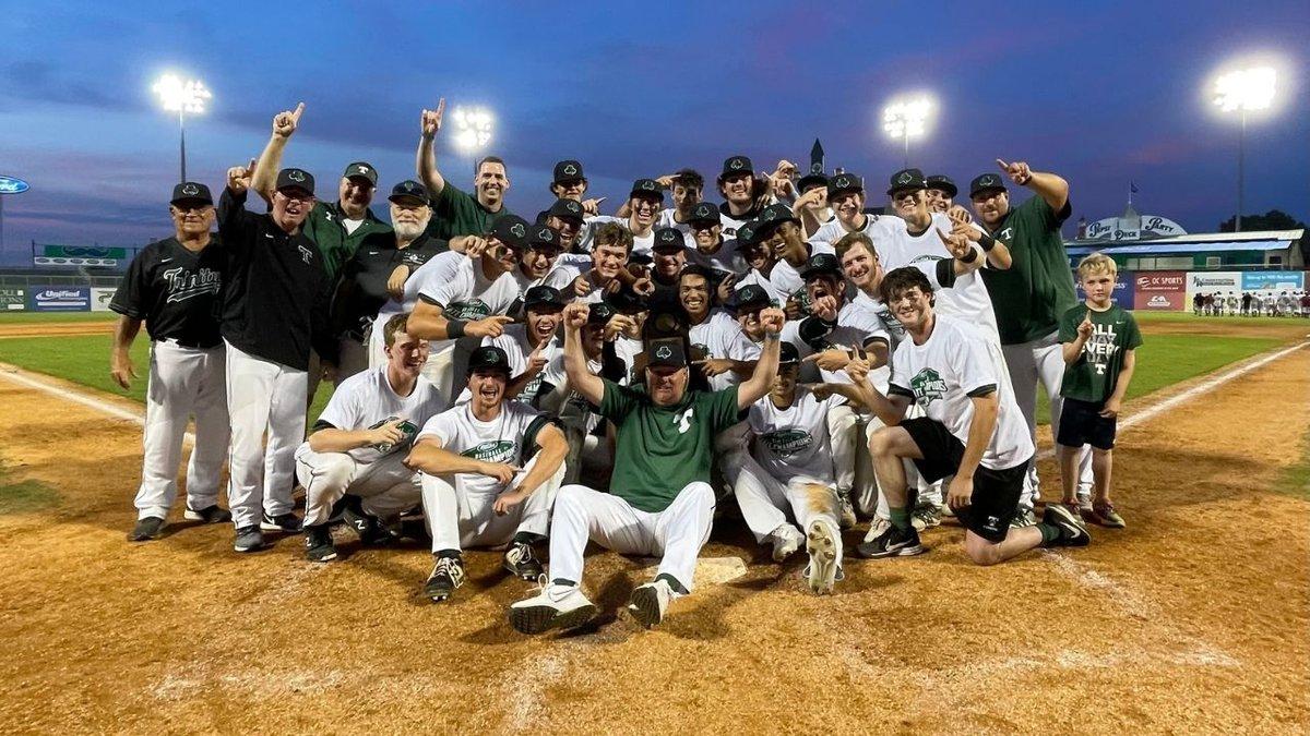 Trinity Baseball wins 2021 KHSAA State Baseball Title