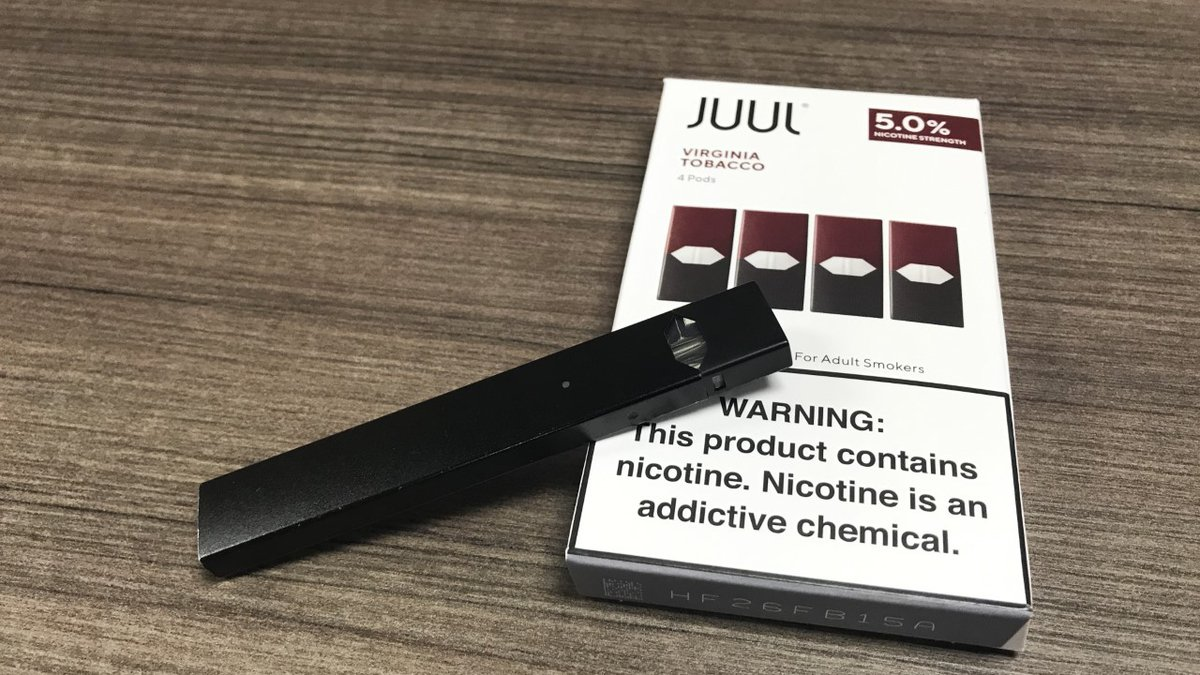 The district claims that JUUL and its partners targeted youths in marketing campaigns for...