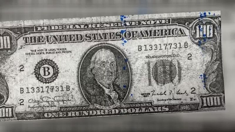 Several businesses in Grayson and Olive Hill have been hit with fake $100 bills.