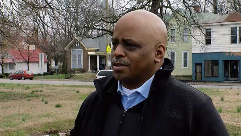 Louisville Metro Council President David James on Sunday announced that he's suspending his...