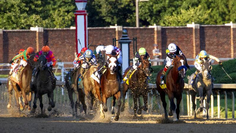 Churchill Downs on Thursday launched a countdown of 100 days to the 2021 Kentucky Derby by...