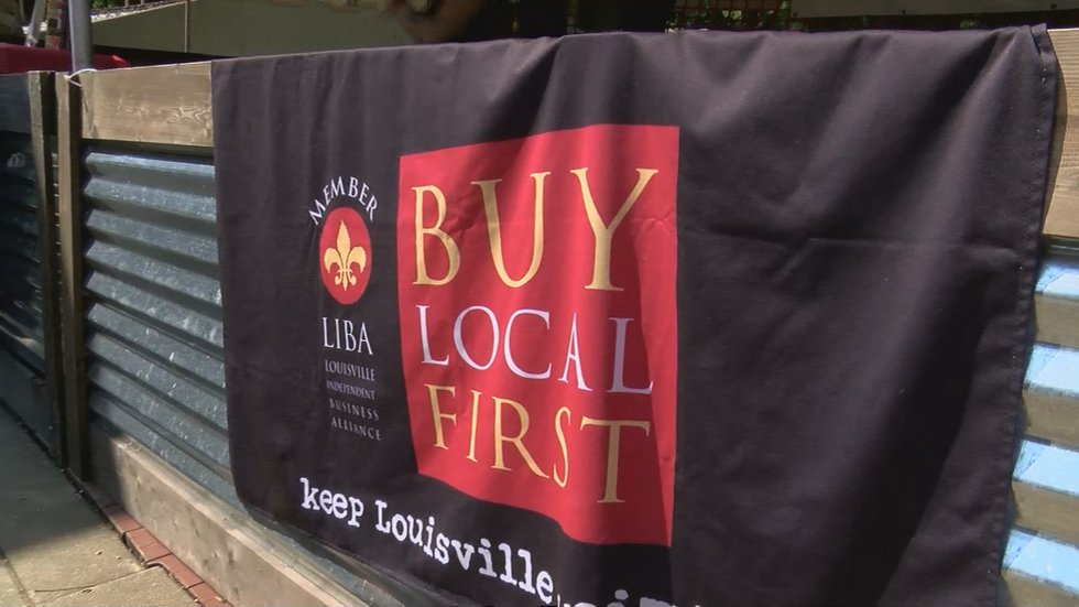 LIBA has organized Buy Local fairs all over Louisville for the past decade.