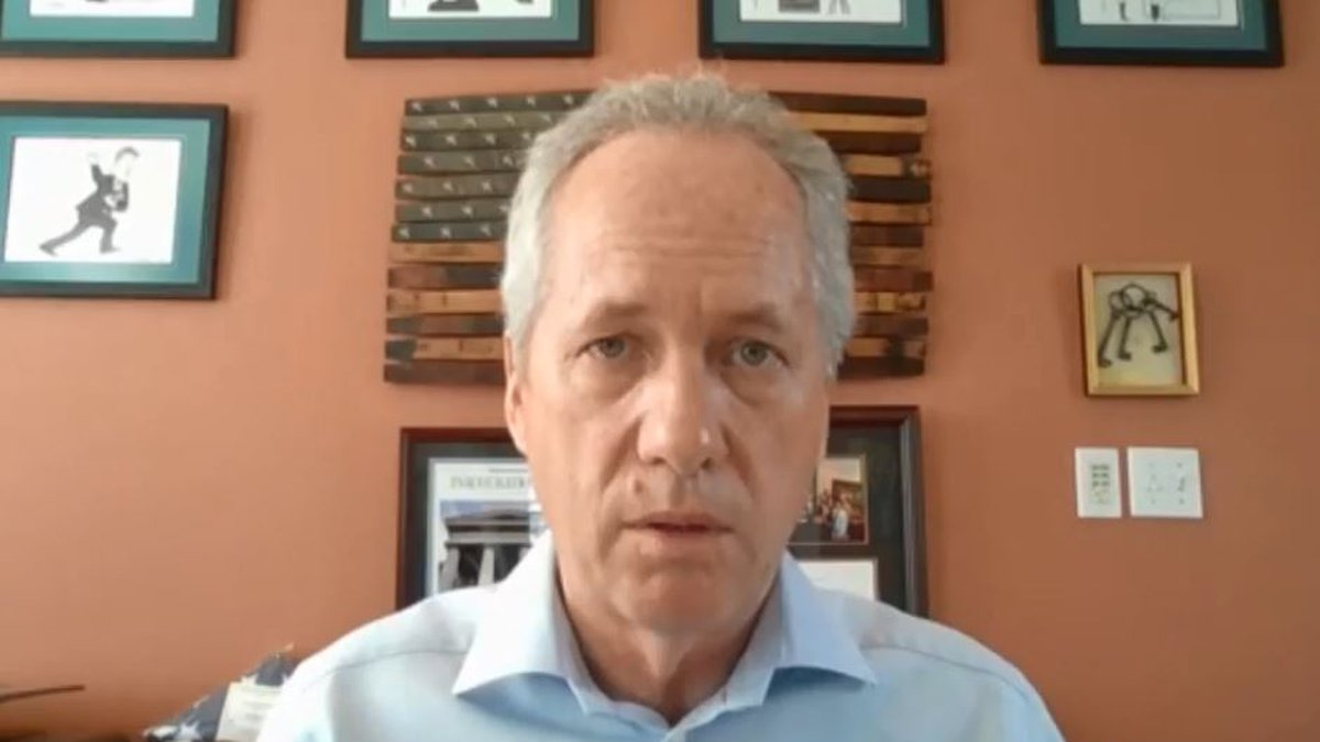 At his daily media briefing via video conference Thursday, Louisville Mayor Greg Fischer said...