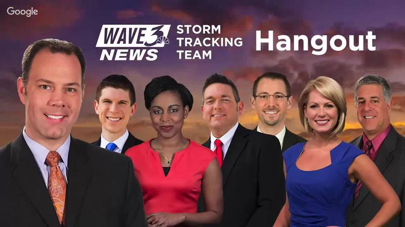 Storm Tracking Team Hangout