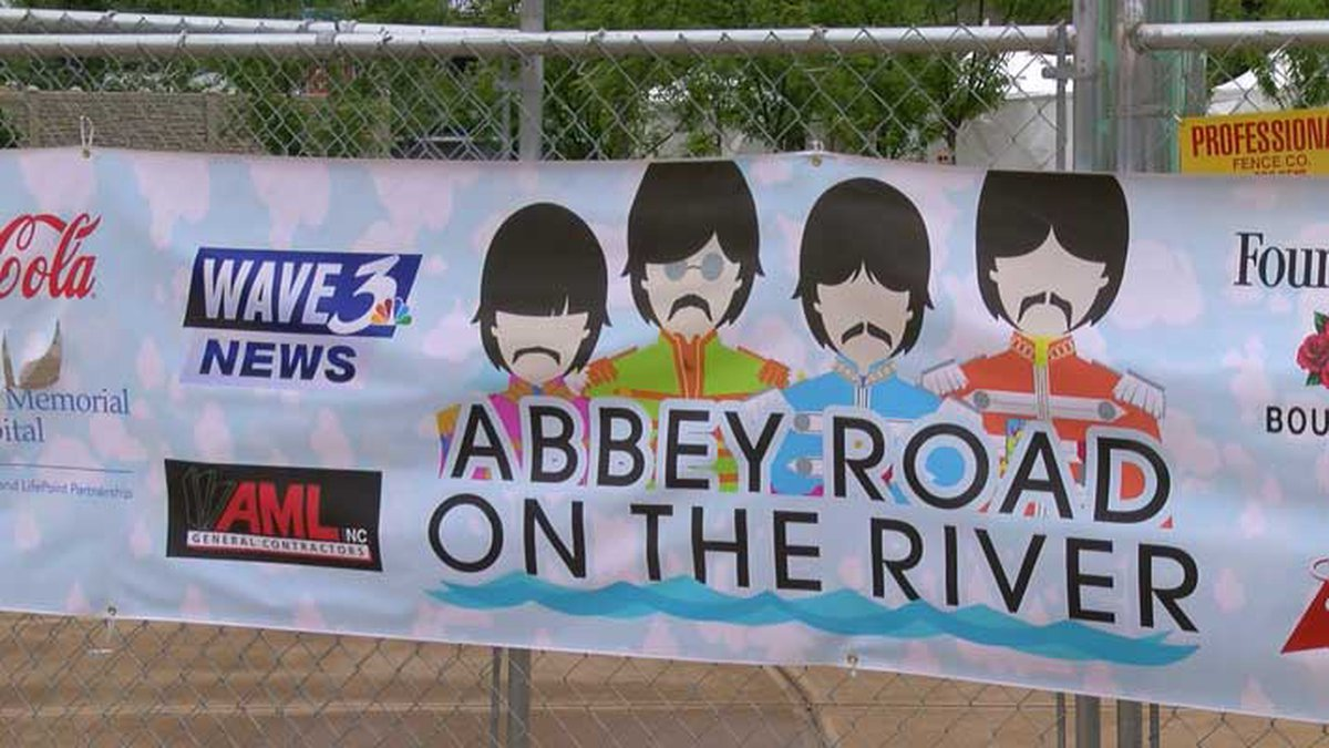 For the 2021 Abbey Road on the River, organizers say everyone will have to show proof of being...