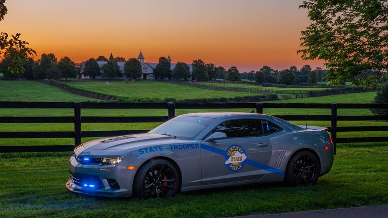 KSP cruiser named 'Best Looking Cruiser' in the country.