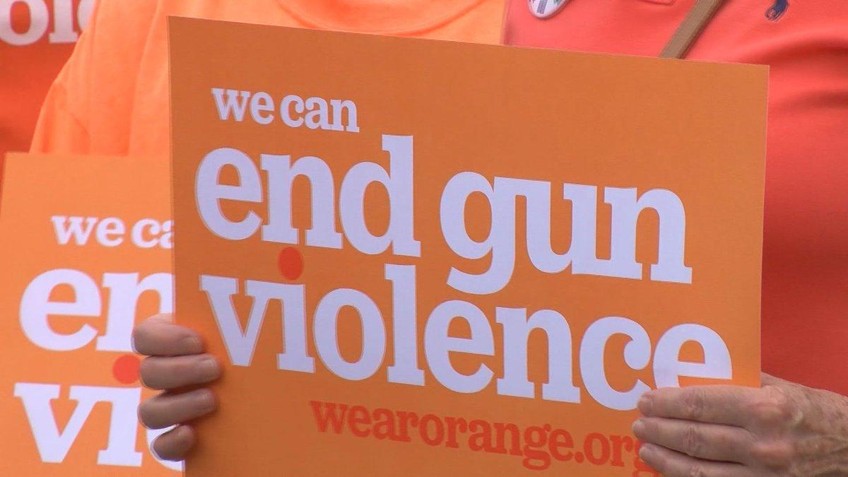 Visit wearorange.com for more information about National Gun Violence Awareness Day. (Source:...